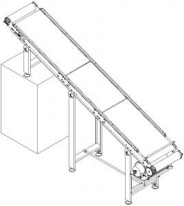 Conveyor CUTTING-A1