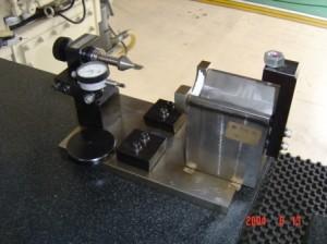 FY420 Centering Inspection Jig