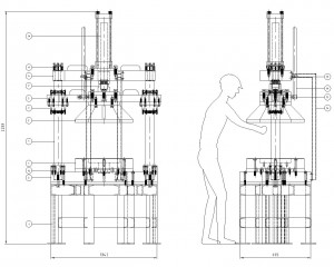 Strainer Press MC-A0